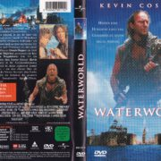 Waterworld (1995) R2 German DVD Cover & Label