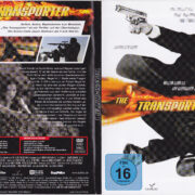 The Transporter (2002) R2 German DVD Cover & Label