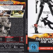 Transporter – The Mission (2005) R2 German DVD Cover & Label