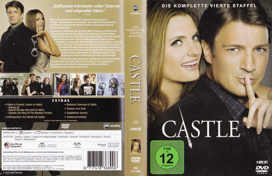 Castle Staffel 4
