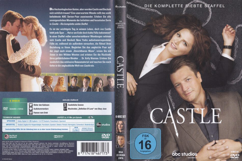 Castle 7. Staffel