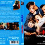 Mama gegen Papa – Wer hier verliert, gewinnt (2015) R2 German Blu-Ray Covers