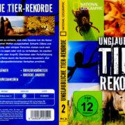 Unglaubliche Tier Rekorde Teil 2 (2014) R2 German Blu-Ray Cover