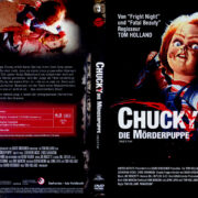 Chucky – Die Mörderpuppe (1988) R2 German DVD Covers