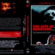 Der Affe im Menschen (1988) R2 German DVD Covers