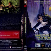 Das Ding aus dem Sumpf (1982) R2 German DVD Covers