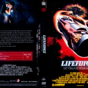 Lifeforce – Die tödliche Bedrohung (1985) R2 German DVD Covers