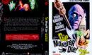 Die, Monster, Die! : Das Grauen auf Schloss Witley (1965) R2 German DVD Covers