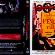 Das Pendel des Todes (1961) R2 German DVD Covers
