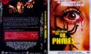 Die Rückkehr des Dr. Phibes (1972) R2 German DVD Covers