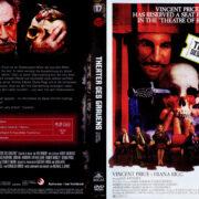 Theater des Grauens (1973) R2 German DVD Covers
