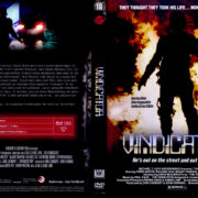 Vindicator (1986) R2 German DVD Covers