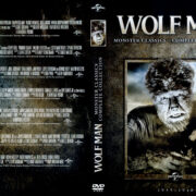 Wolf Man: Monster Classics – Complete Collection (1962-1973) R2 German DVD Covers