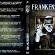 Frankenstein: Monster Classics - Complete Collection (1931-1945) R2 German DVD Covers