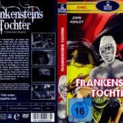 Frankenstein's Tochter – Die Unheimliche (1958) R2 German DVD Cover