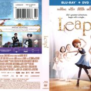 Leap! (2017) R1 Blu-Ray Cover