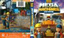Bob the Builder Mega Machines The Movie (2017) R1 DVD Cover