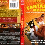 Fantastic Mr. Fox (2009) R1 DVD Cover