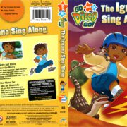 Go Diego Go! The Iguana Sing Along (2007) R1 DVD Cover