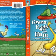 Green Eggs and Ham and Other Stories (2012) R1 DVD Cover