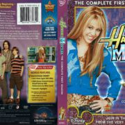 Hannah Montana Season 1 (2008) R1 DVD Cover