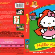 Hello Kitty Tells Fairy Tales (2003) R1 DVD Cover