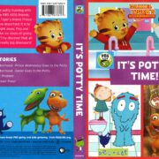 It's Potty Time! (2017) R1 DVD Cover