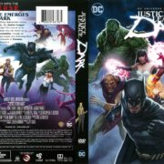 Justice League Dark (2017) R1 DVD Cover