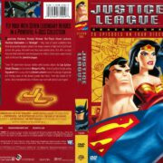 Justice League Season 1 (2001) R1 DVD Cover