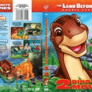 The Land Before Time Double Feature (2005) R1 DVD Cover