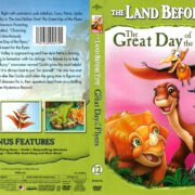 The Land Before Time: The Great Day of the Fliers (2006) R1 DVD Cover