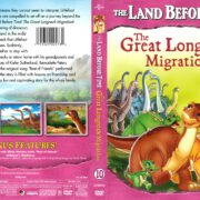 The Land Before Time: The Great Longneck Migration (2003) R1 DVD Cover