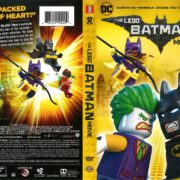 The Lego Batman Movie (2017) R1 DVD Cover