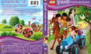 Lego Friends: Friends are Forever (2014) R1 DVD Cover