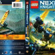 Lego Nexo Knights Season 3: Storm Over Knighton (2017) R1 DVD Cover