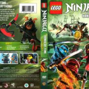 Lego Ninjago Season 7: Hands of Time (2017) R1 DVD Cover