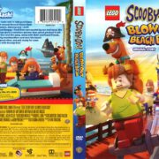 Lego Scooby-Doo! Blowout Beach Bash (2017) R1 DVD Cover