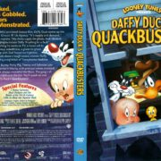 Looney Tunes Presents Daffy Duck's Quackbusters (1988) R1 DVD Cover