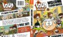 The Loud House Season 1 Volume 1 (2016) R1 DVD Cover