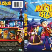 Monster Island (2017) R1 DVD Cover
