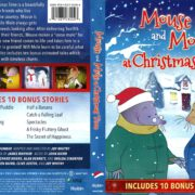 Mouse and Mole at Christmas Time (2013) R1 DVD Cover