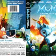 Mune: Guardian of the Moon (2014) R1 DVD Cover