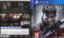 Dishonored: Death of the Outsider (2017) PAL PS4 Cover
