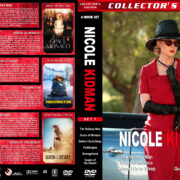 Nicole Kidman Collection - Set 7 (2014-2015) R1 Custom DVD Covers
