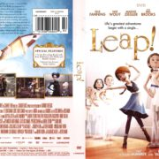 Leap! (2016) R1 DVD Cover