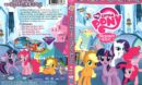 My Little Pony Friendship is Magic: Exploring the Crystal Empire (2017) R1 DVD Cover