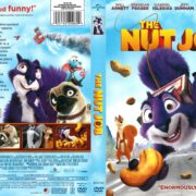 The Nut Job (2014) R1 DVD Cover