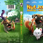 The Nut Job 2: Nutty by Nature (2017) R1 DVD Cover