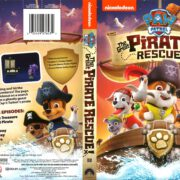 Paw Patrol: The Great Pirate Rescue (2017) R1 DVD Cover
