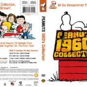Peanuts 1960's Collection (2009) R1 DVD Cover